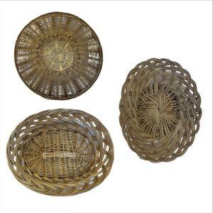 *BOGO* BOHO WICKER Basket Home Decor Baskets Set